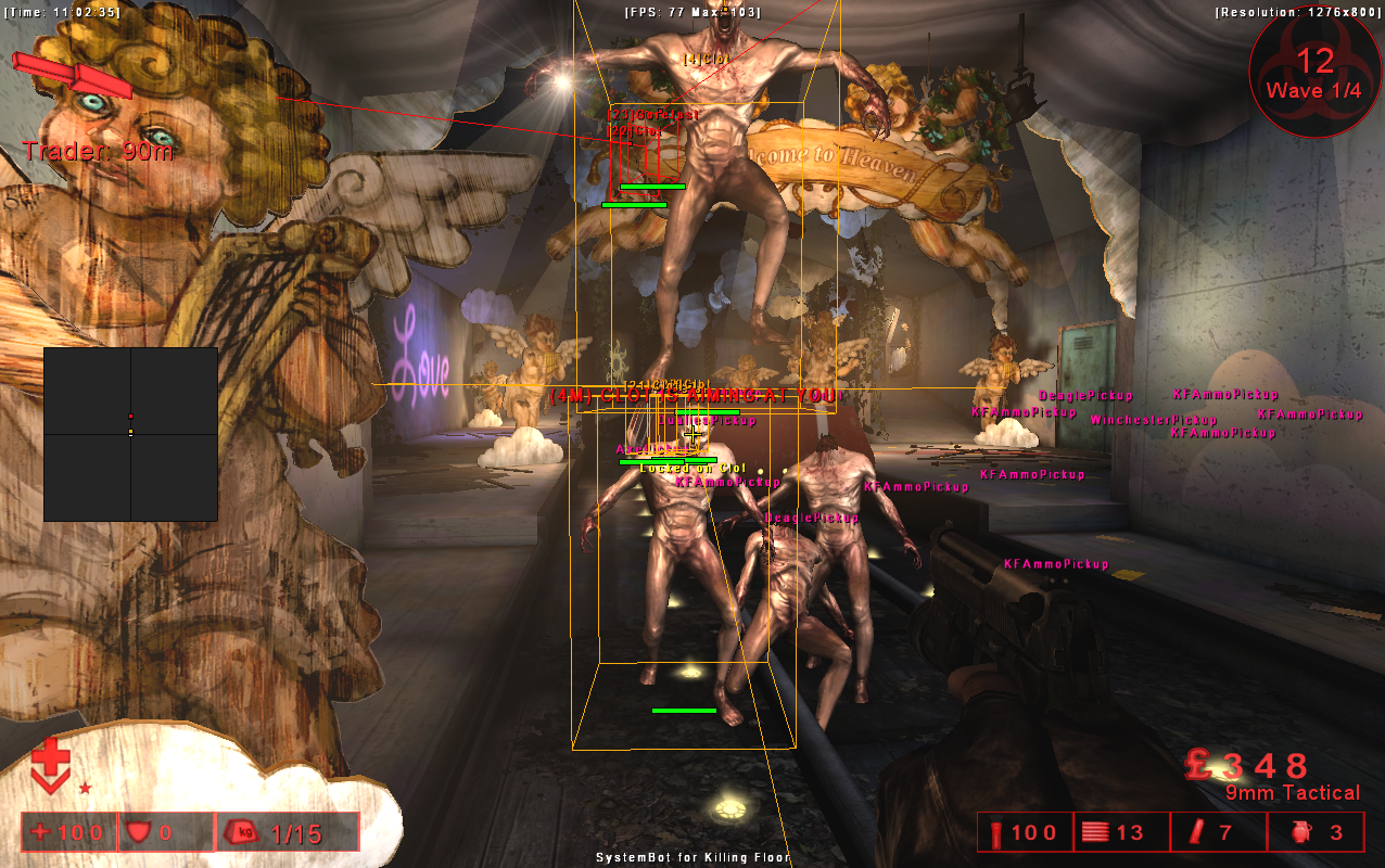 hack killing floor 2 aimbot