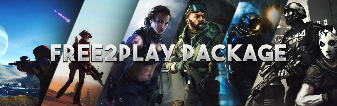 Free2Play Package
