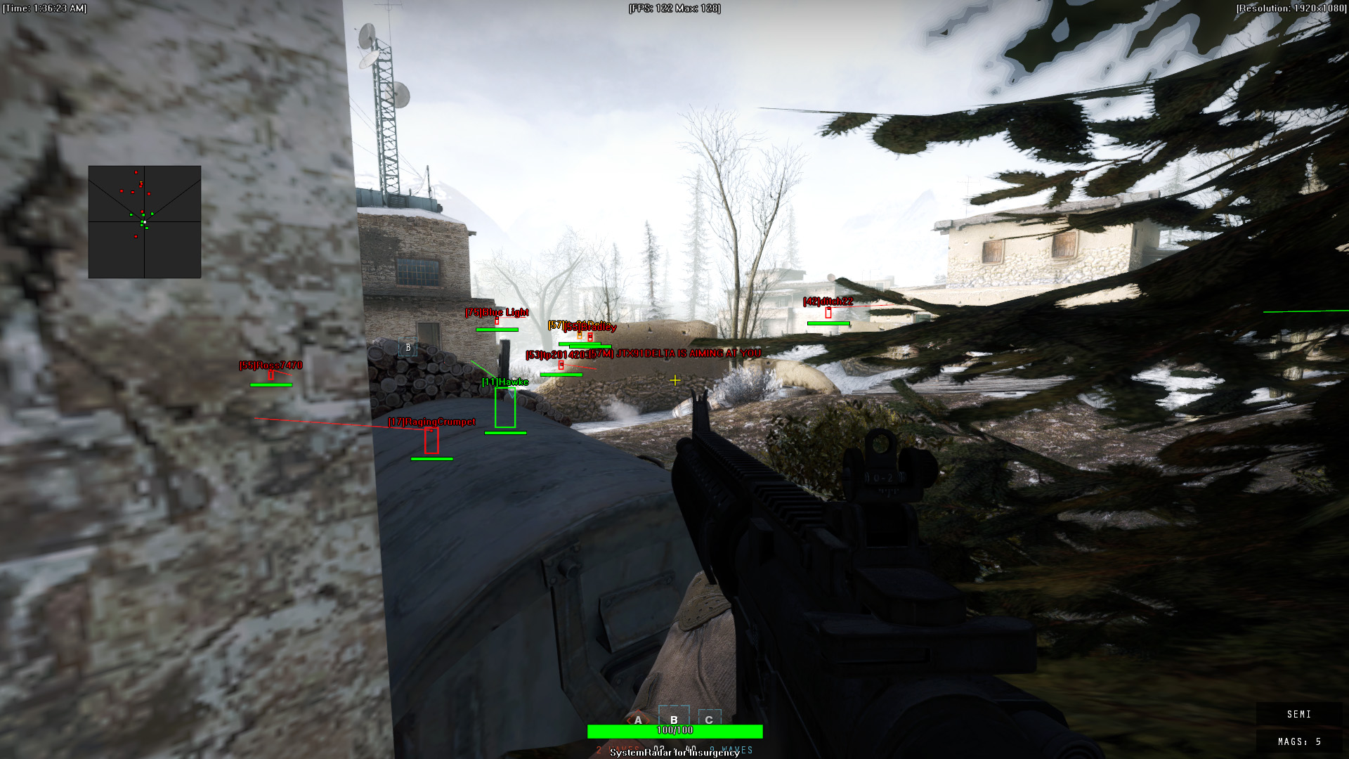 Insurgency Hack