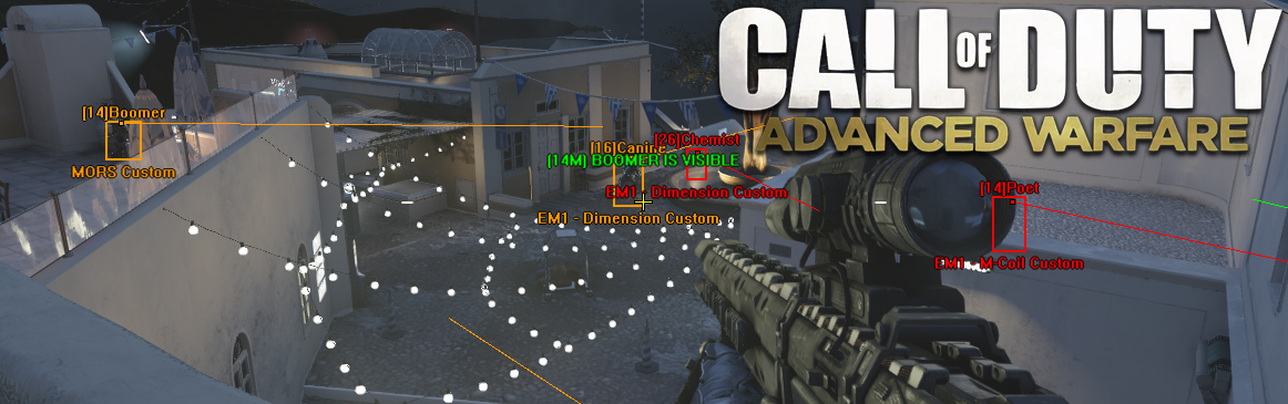 Call of Duty: Advanced Warfare - 3 Aylık