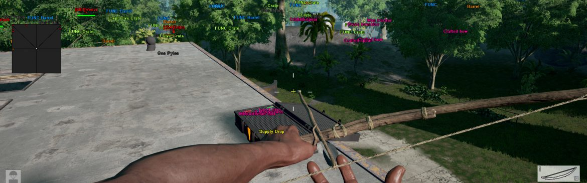 The Culling Hack