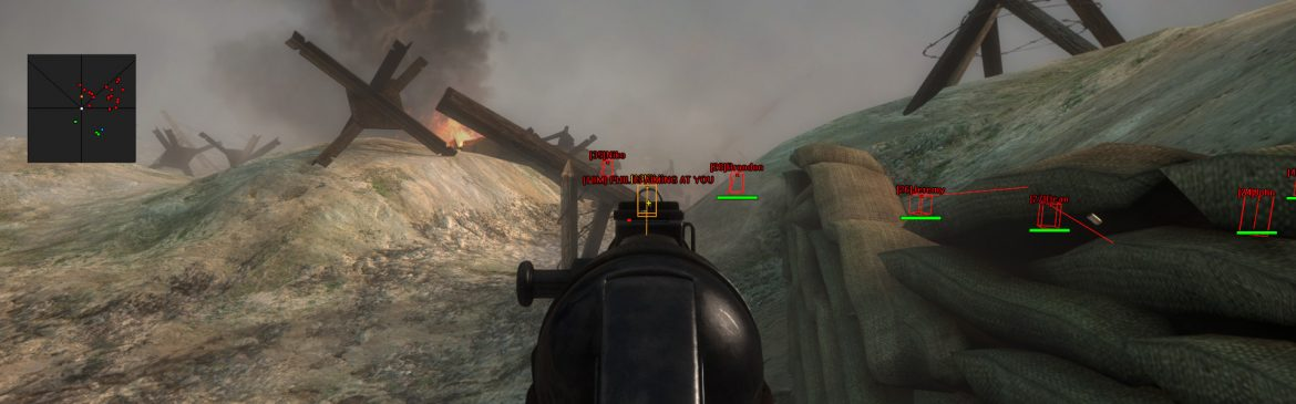 Day of Infamy Hack