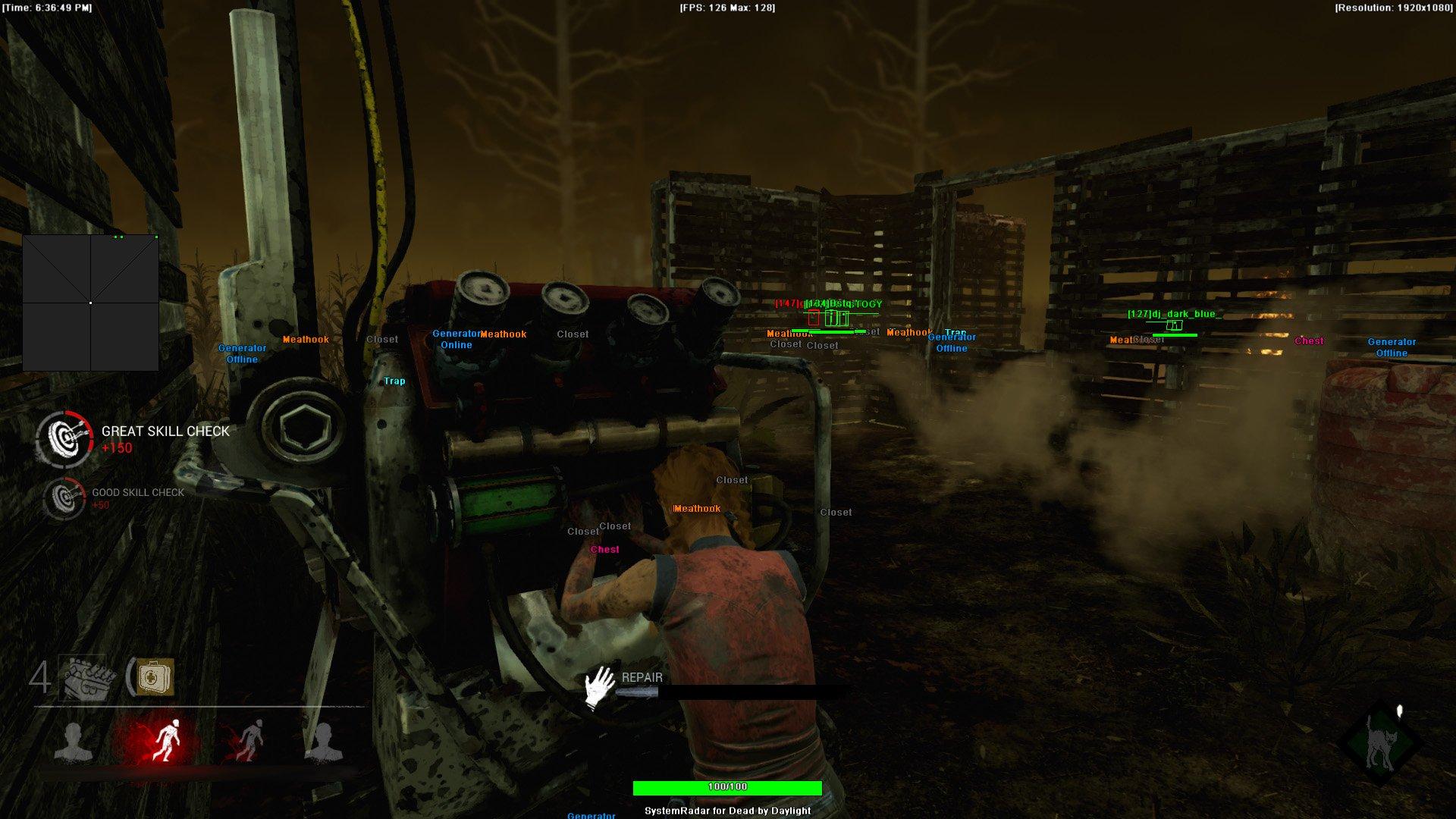 Dead by Daylight Cheat/Hack - SystemCheats