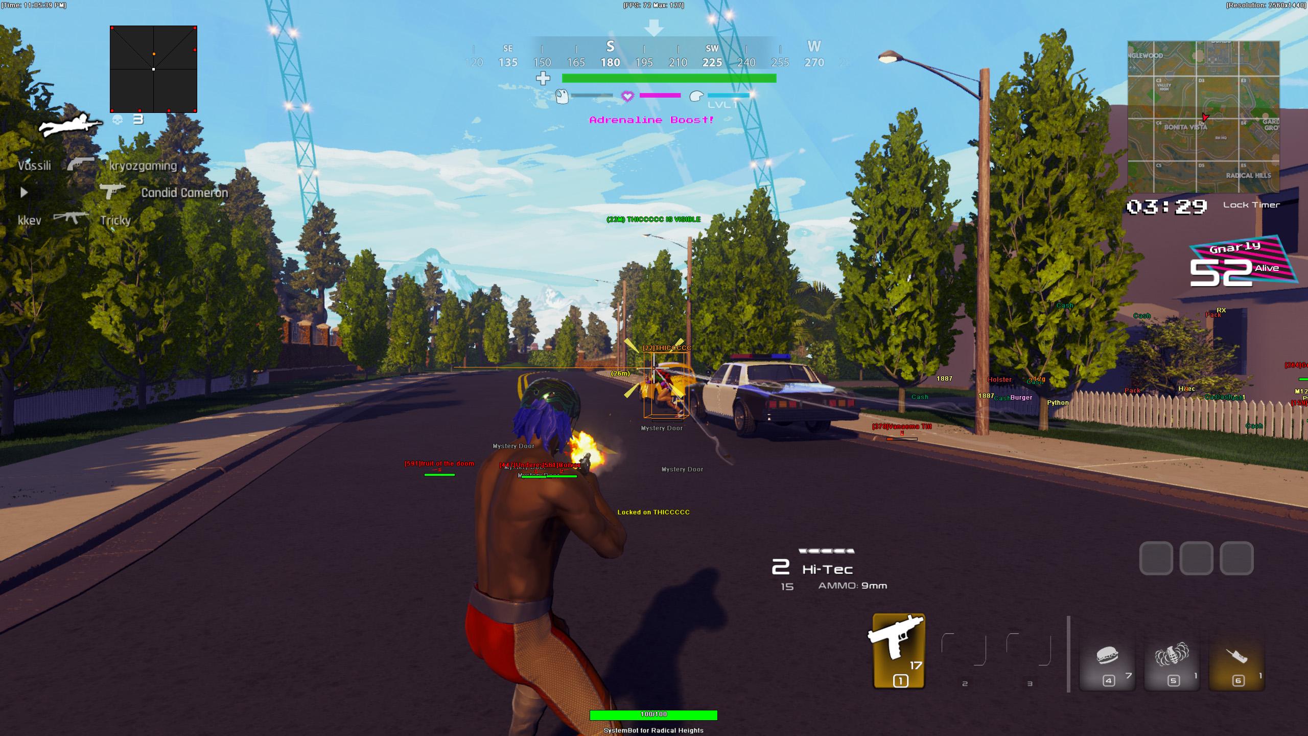 Image result for radical heights hacks