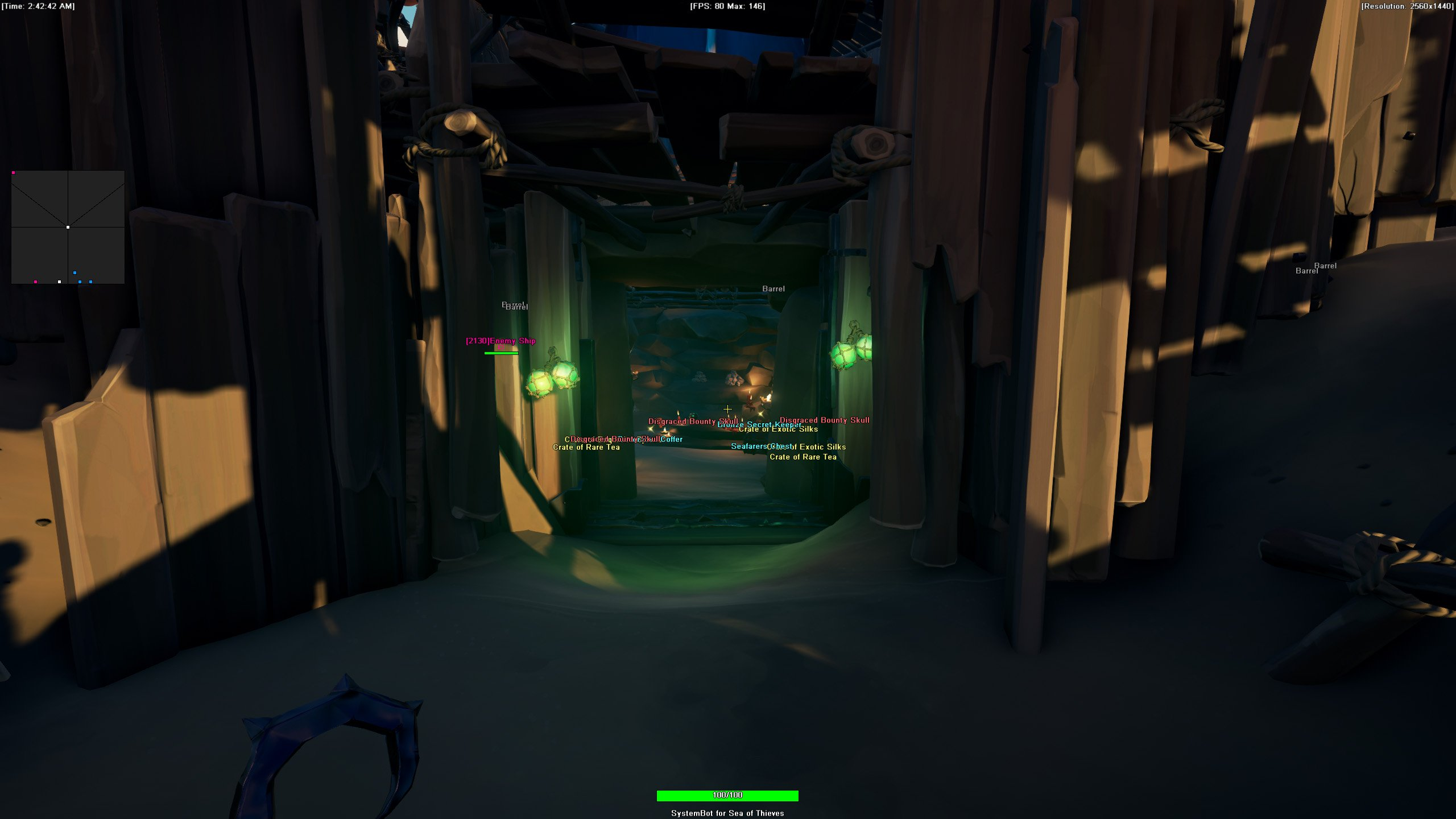 Sea of Thieves Cheat/Hack with Aimbot - SystemCheats