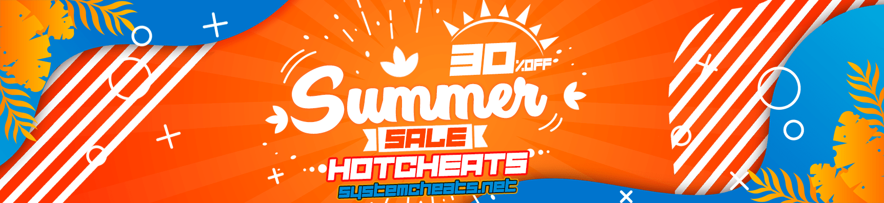 Summer Sale 2020, 30% discount! (Expired)